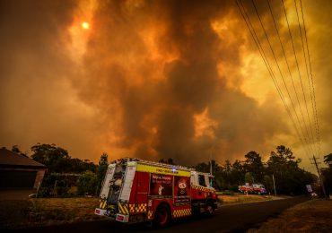 incendios en Australia - Foto Getty Images