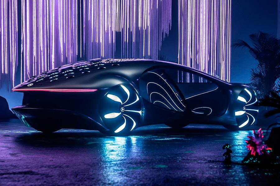 mercedes benz vision avtr concept 202010