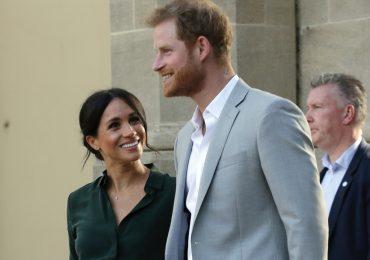 nueva vida de Harry y Meghan foto Getty Images