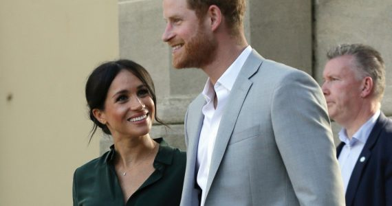 nueva vida de Harry y Meghan foto Getty Images