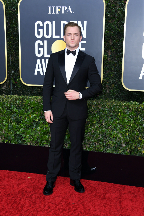 taron egerton foto Getty images