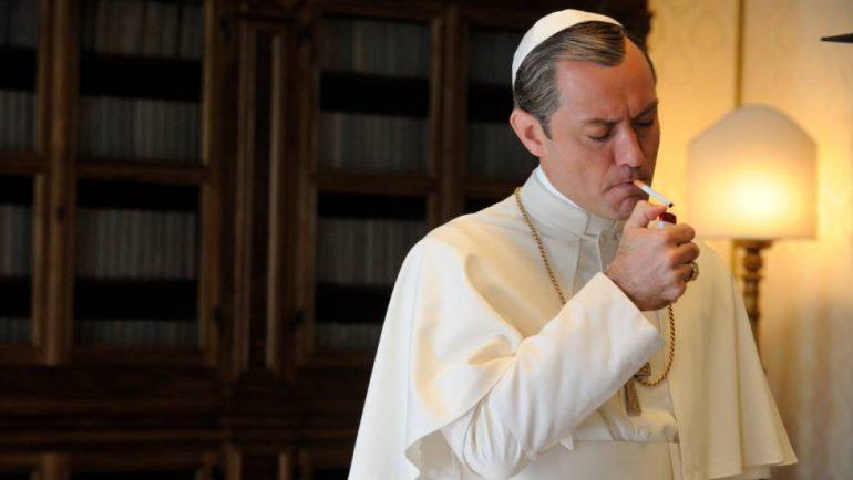 the new pope foto cortesía HBO