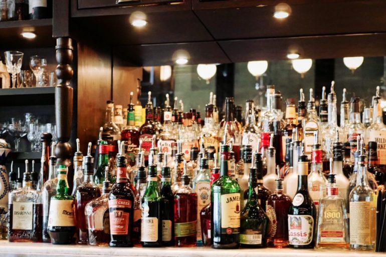 tipos de bebidas alcohólicas -unsplash