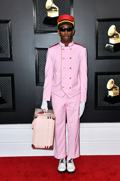 tyler the creator Foto Getty Images