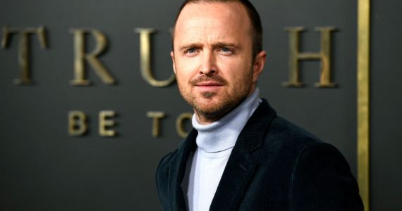 Aaron Paul WestWorld - Getty Images