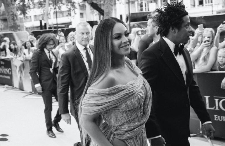 Beyonce Jay-Z Blue Ivy Himno Nacional Foto Getty Images