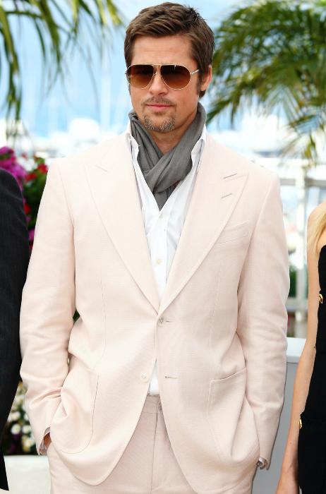 Brad Pitt Estilo Foto_ Getty Images