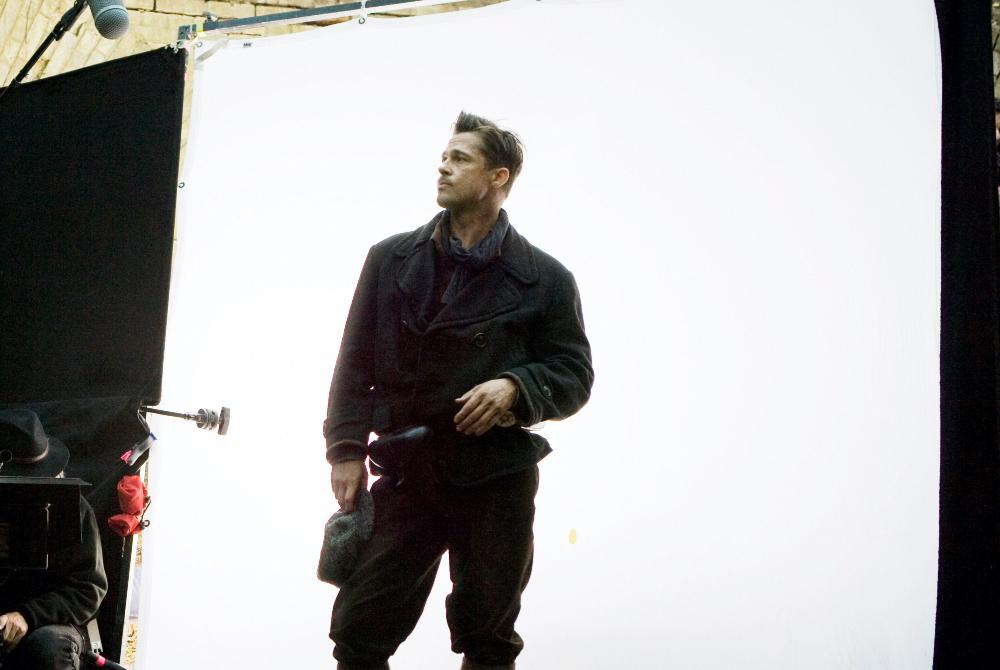 Brad Pitt estilo Foto Getty Images