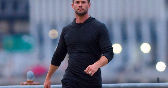 Chris Hemsworth Netflix Foto: Getty Images