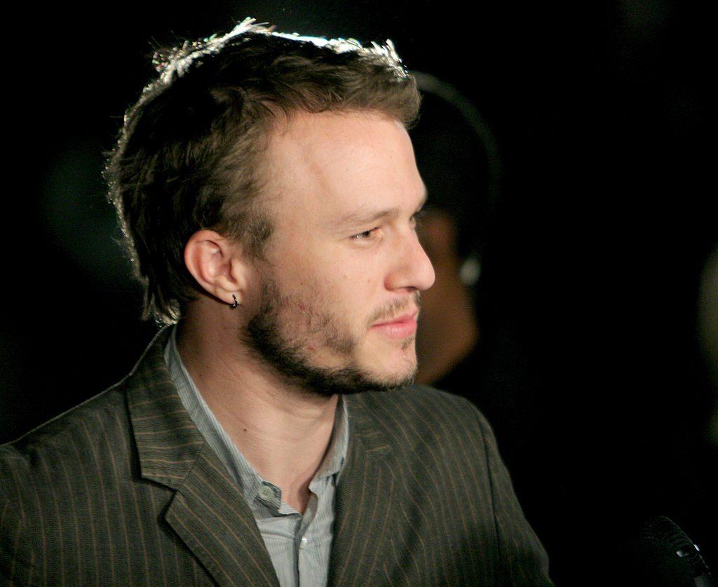 Heath Ledger como Joker Foto Getty Images