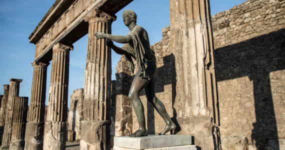 descubrimientos Pompeya Foto Getty Images