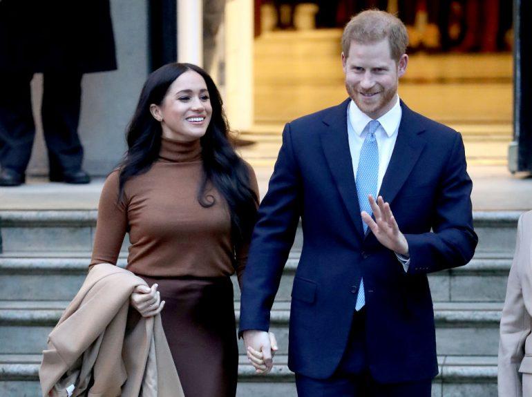 Harry Meghan abandonarán responsabilidades Foto Getty Images