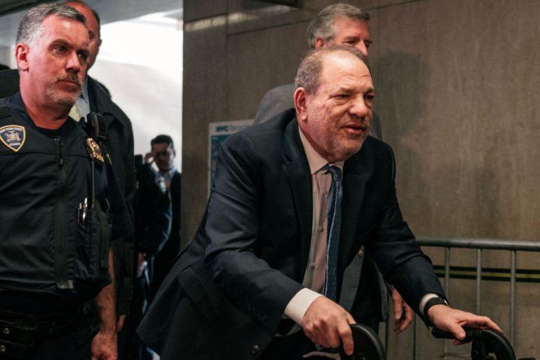proceso Harvey Weinstein Foto Getty Images