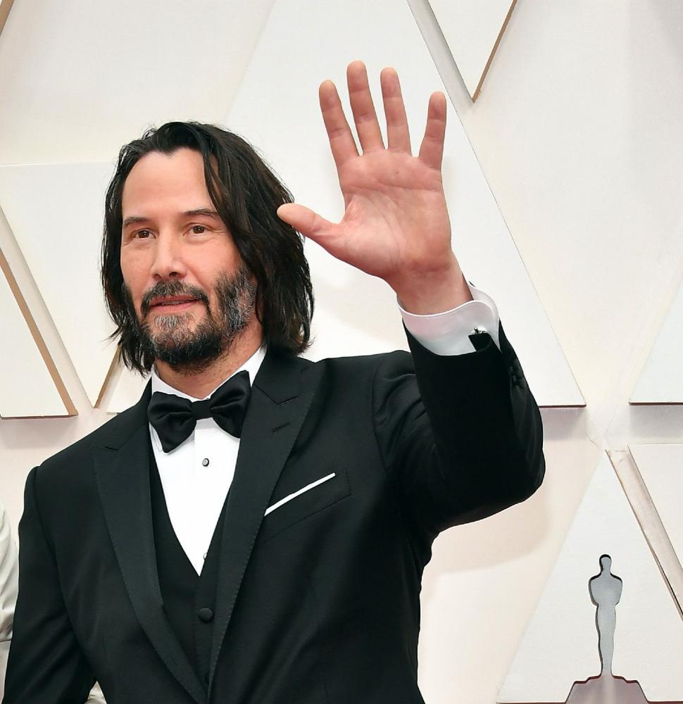 Keanu Reeves Foto Getty Images