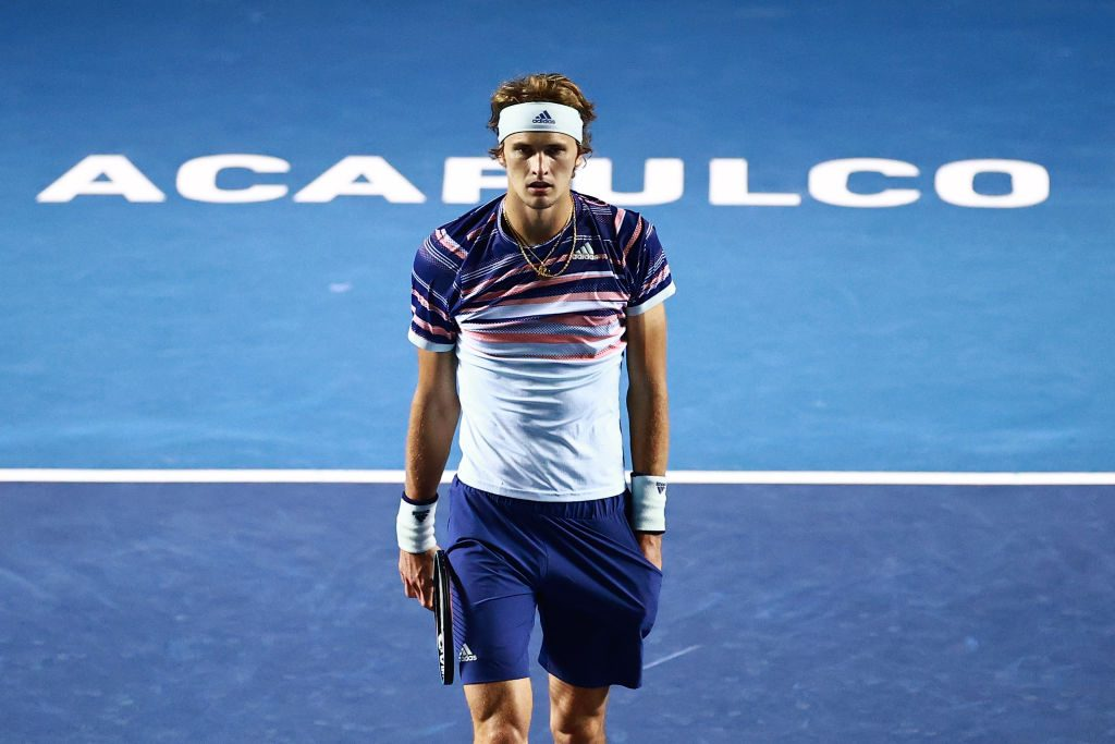 Nadal Abierto Mexicano Tenis 2020 - Foto Getty Images