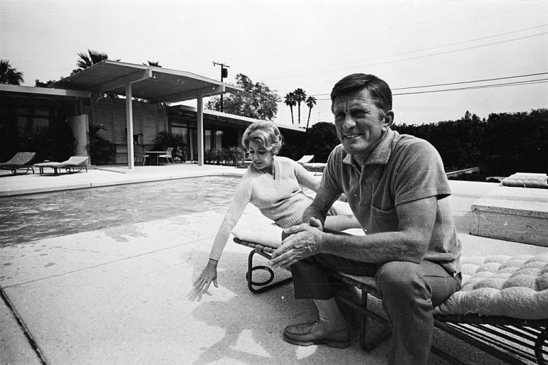 Falleció Kirk Douglas Foto Getty Images