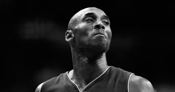Kobe Bryan enterrado foto Getty Images