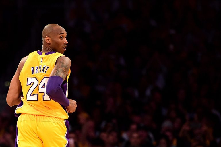 Kobe Bryant tributo Foto Getty Images