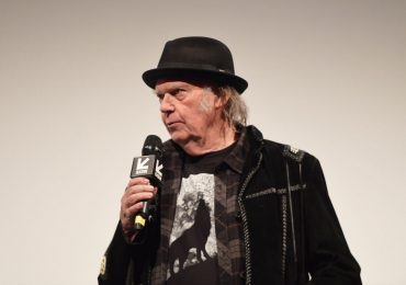 Neil Young ataca Trump - Foto Getty Images