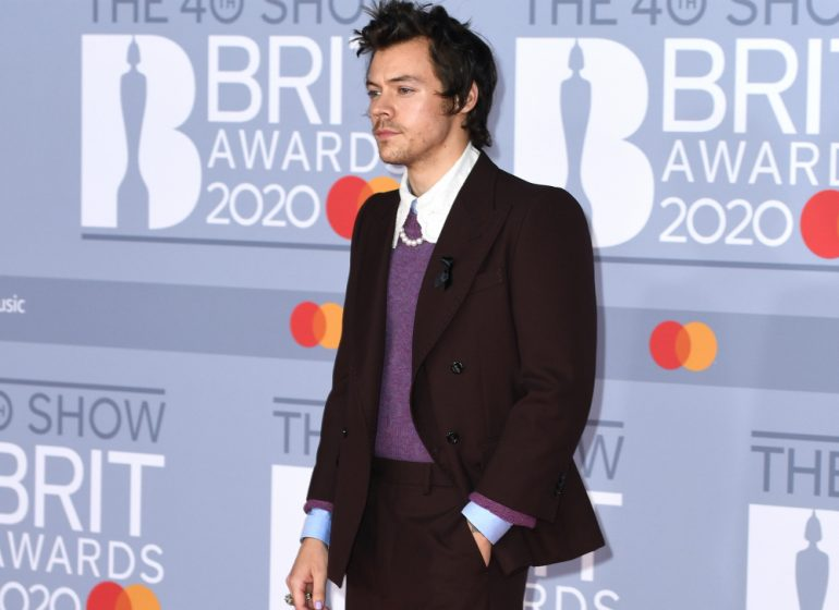 Harry Styles víctima delincuencia Londres Foto Getty Images
