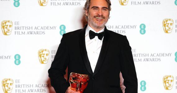 Joaquin Phoenix BAFTA Foto AFP