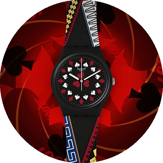 reloj James Bond Foto Swatch