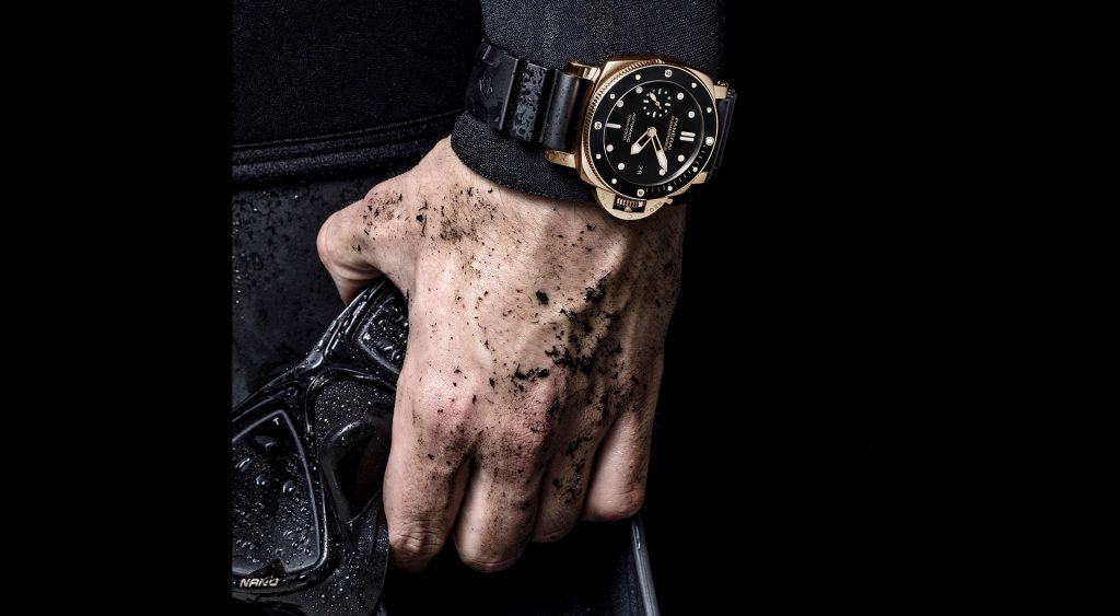 Submersible Goldtech Foto: Panerai