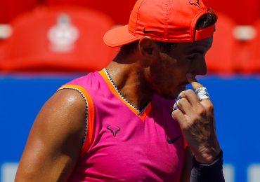 Rafael Nadal Foto Abierto Mexicano de Tenis