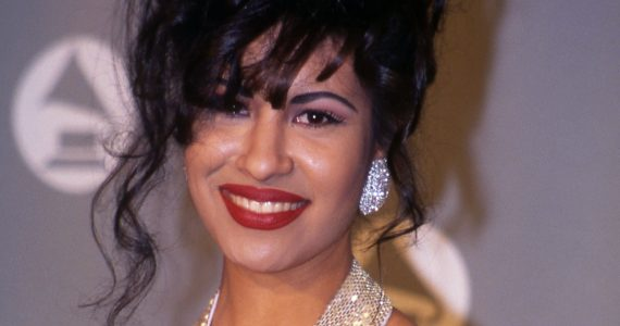 Selena 25 años Foto Getty Images