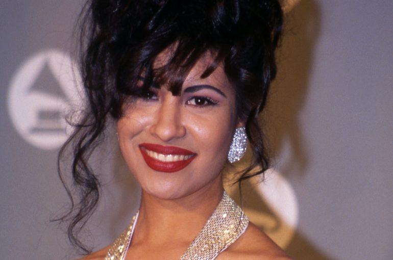Selena 25 años Foto Getty Images