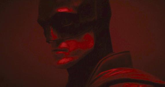 The Batman con Robert Pattinson foto cortesía