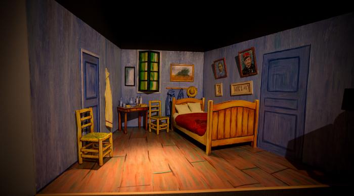 Van Gogh Alive Foto Van Gogh Alive-2