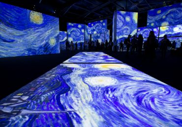 Van Gogh Alive Foto Van Gogh Alive
