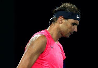 abierto mexicano tenis 2020 Rafael Nadal Foto Getty Images