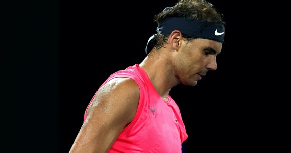 abierto mexicano tenis 2020 Rafael Nadal Foto Getty Images
