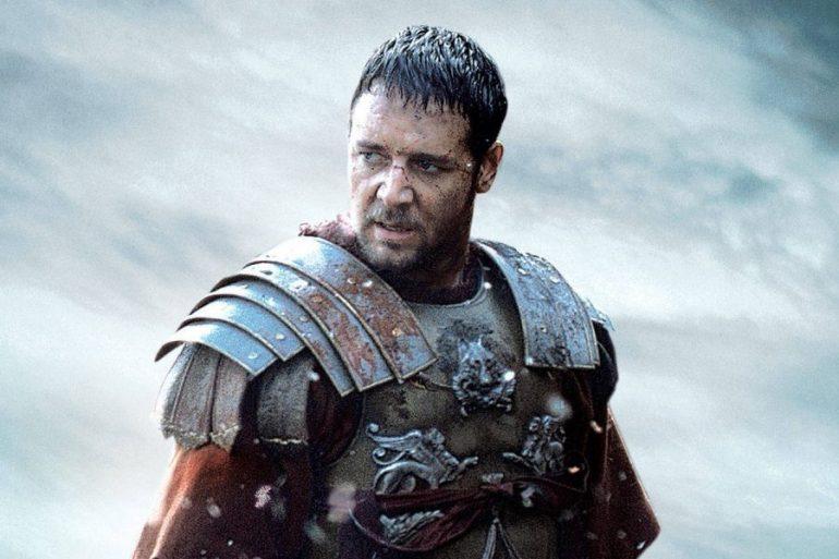 palacio pitti cáligas foto Gladiador