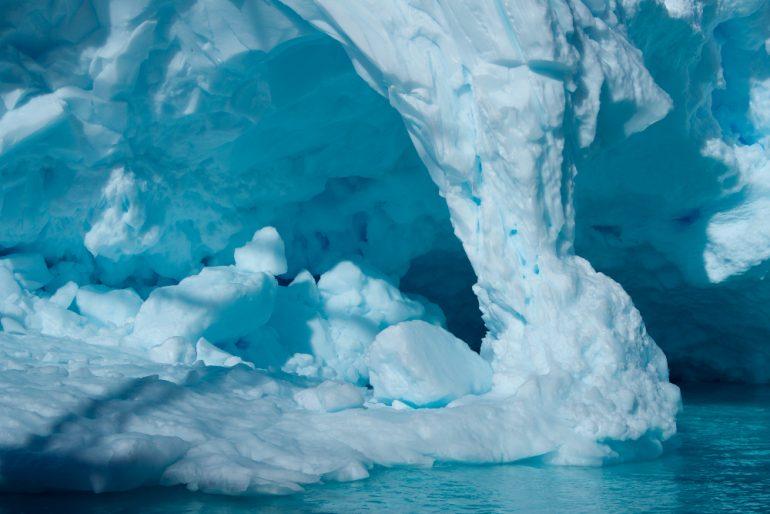 temperaturas antárticas torsten dederichs foto unsplash