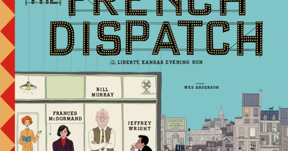 The French Dispatch Foto Searchlight