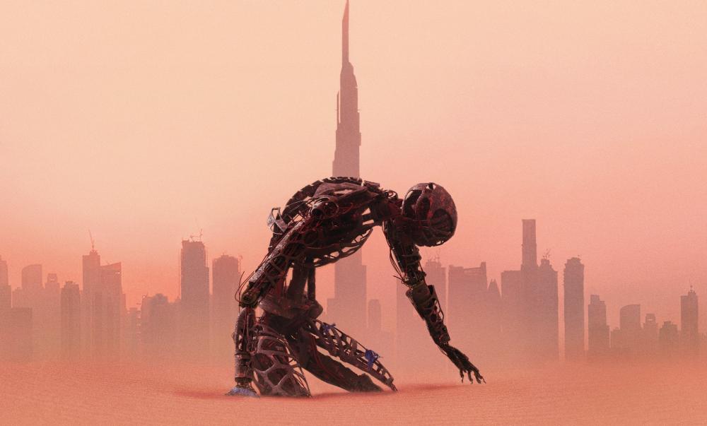 westworld estreno Foto HBO