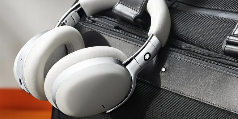 over ear montblanc - Foto Montblanc