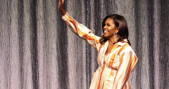 5 libros feminismo Michelle Obama Foto Getty Images