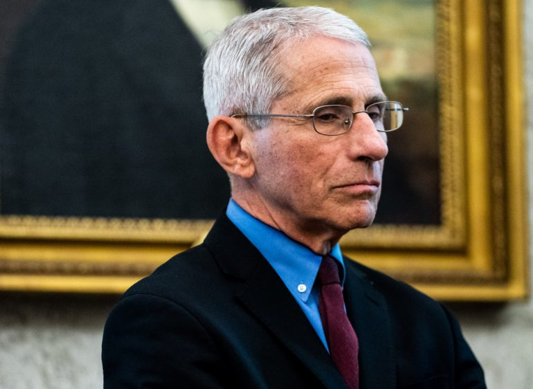 Anthony Fauci teme 200 mil muertes Foto_ Getty Images