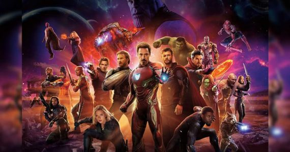 China cierra cines coronavirus Avengers Foto: Disney