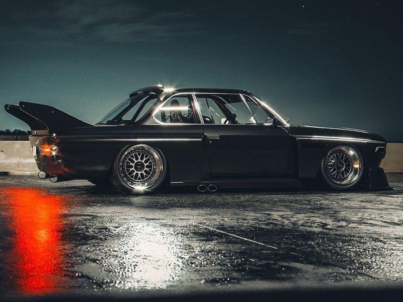 BMW Batimóvil II Foto Khyzyl Saleem