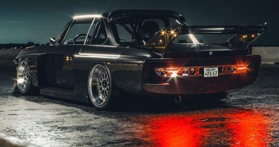 BMW Batimóvil III Foto Khyzyl Saleem