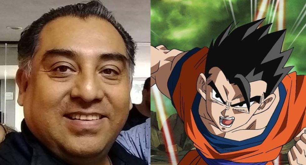 El era Luis Alfonso Mendoza, a quien recordamos por ser la voz de Goham de Dragon Ball. Foto: Web