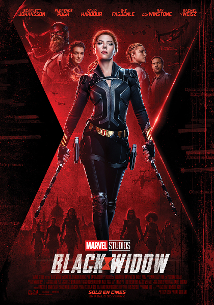 Black Widow Marvel - Foto Marvel