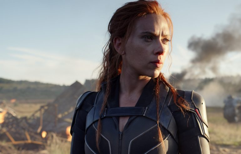 Black Widow Trailer Foto Marvel