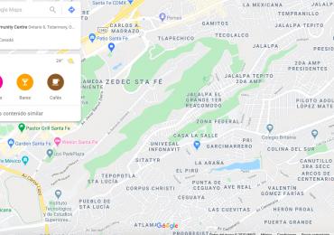 nuevo google maps - foto cortesía
