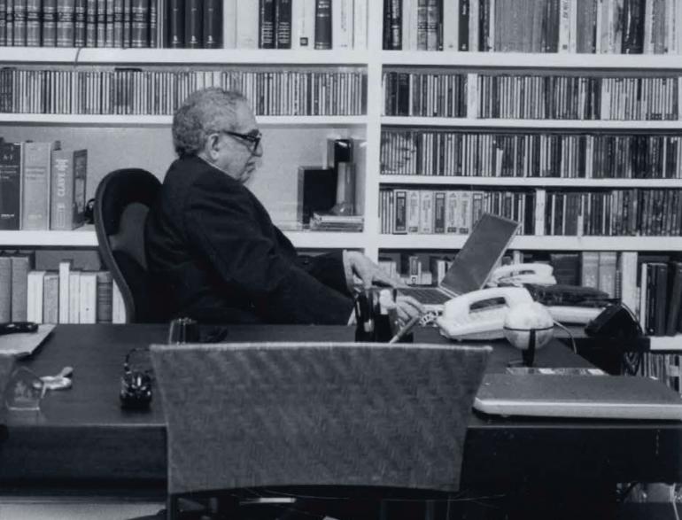 Recuerdos de Gabo - Foto Cortesía